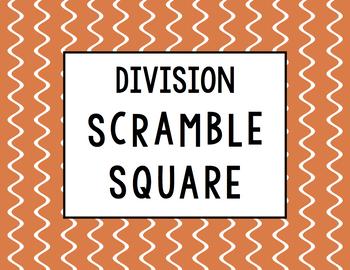 Division Scramble Square