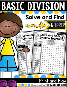 Division: Searches (Solve and Find)