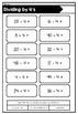 Division Sheets