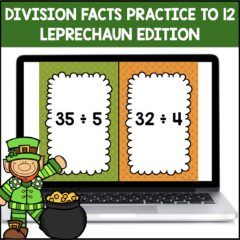 Division Shout It Out (Leprechaun Edition)
