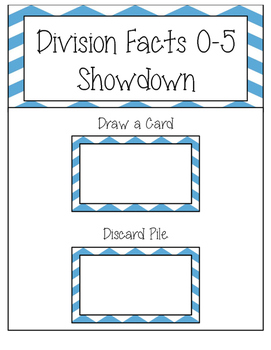 Division Showdown 0-5 Facts