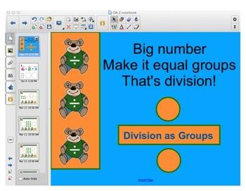 Division Smartboard Lesson