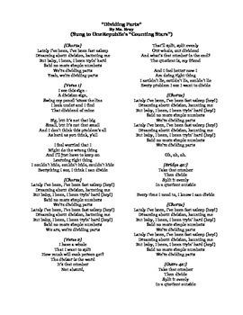 """Division Song - """"Dividing Parts"""""""