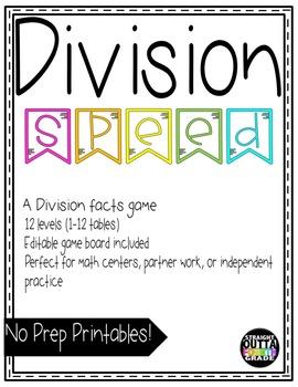 Division Speed