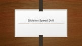 Division Speed Drill