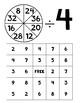 Division Spin Bingo