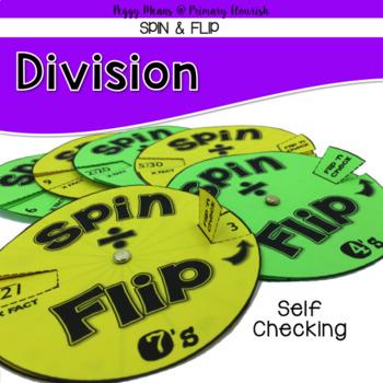 Division {Spin & Flip}