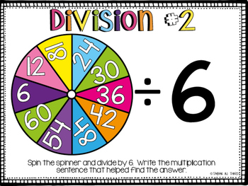 Division Spinners