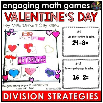 Valentine's Day Division Strategies Game