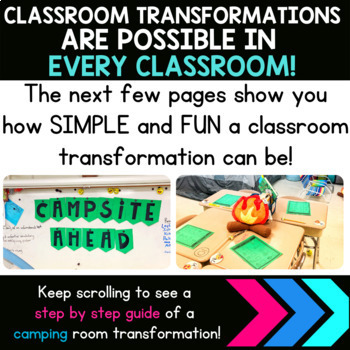 Division Strategies - Camping Classroom Transformation
