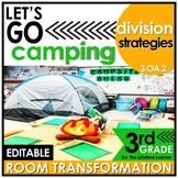 Division Strategies - Camping Classroom Transformation
