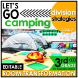 Division Strategies   Camping Classroom Transformation