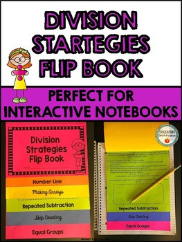 Division Strategies Flip Book