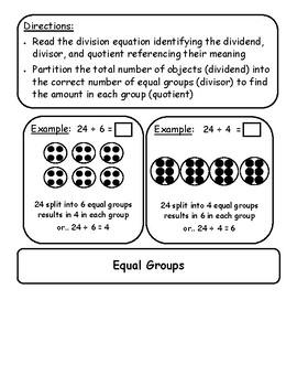 Division Strategies Flip Chart