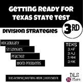 Division Strategies - Getting Ready for STAAR