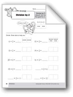 Division Strategies, Grade 3: Division by 2