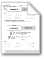 Division Strategies, Grade 3: Division of 0/Division by 1