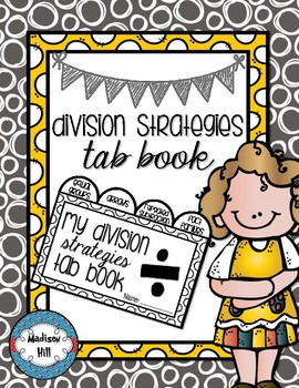 Division Strategies Tab Book