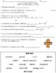 Division Strategies Vocabulary Worksheets and Assessments