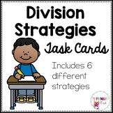 Division Strategies: Task Cards