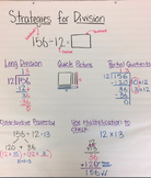 Division Strategies for 5th Grade