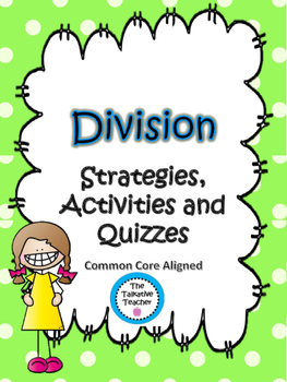 Division Strategy Packet 3.OA.A.2