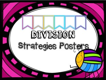 Division Strategy Posters NEON