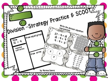 Division Strategy Practice and SCOOT