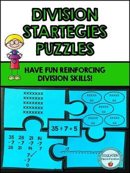 Division Strategy Puzzles