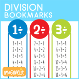 Division Tables Bookmarks