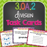 Division Task Cards {3.OA.2}