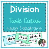 Division Task Cards: Multiple Strategies