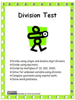 Division Test