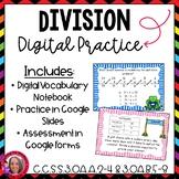 Division Test Prep CCSS Aligned *Google Version*