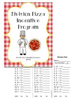 Division Tests & Pizza Incentive Bundle