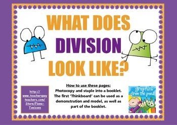 Division Thinkboard