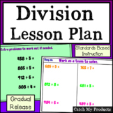 Long Division Steps for PROMETHEAN Board