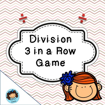 Division Three in a Row Game
