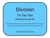 Division Tic-Tac-Toe Ultimate Bundle #1