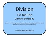 Division Tic-Tac-Toe Ultimate Bundle #2
