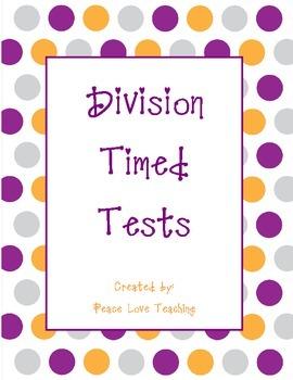 Division Tests