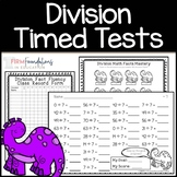 Division Timed Tests