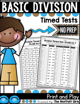 Division: Timed Tests