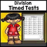 Division Timed Tests