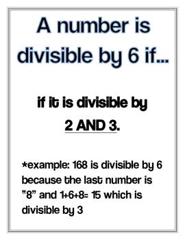 Division Tricks Posters
