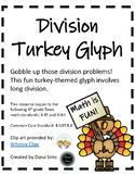 Division Turkey Glyph (TEKS 4.4F and 4.4H)