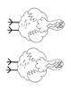 Division Turkeys - 3rd Grade Common Core Aligned Division Craft