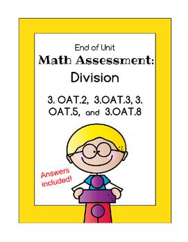 Division Unit Assessment