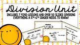 Division Unit PowerPoint Notes
