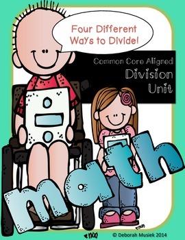 Division Unit: Teaching Strategies of Dividing